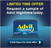 Advil Nightime