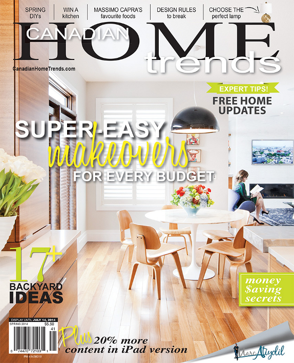 Free 3 month subscription to canadian home trends magazine for Free house magazines