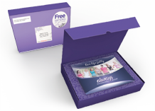 Free Always Discreet Sample Packs