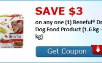 beneful coupon