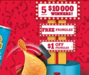 pringles contest canada