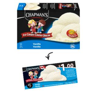 chapman's coupon
