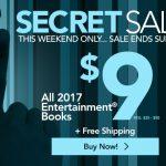 2017 entertainment book