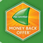 nicorette refund