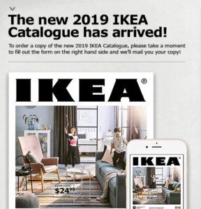 Free 2019 Ikea Catalogue