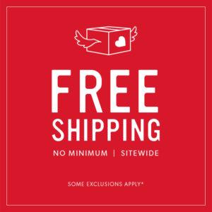 Indigo Free Shipping