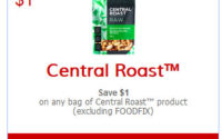 central roast coupon