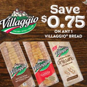villaggio coupon