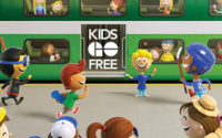 kids free GO fare