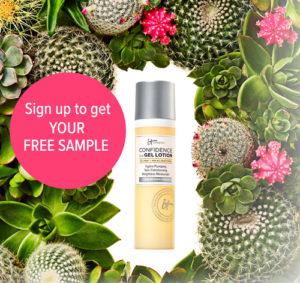 It cosmetics sample